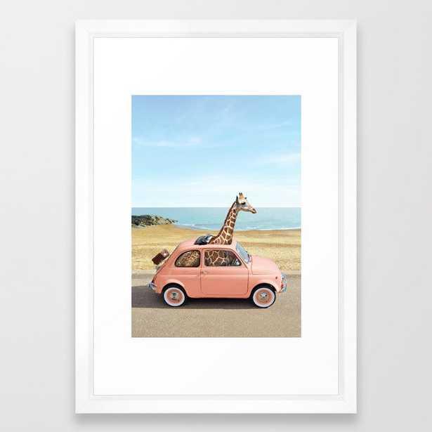 "Italy Framed Art Print, 15"" x 21"" - Society6"