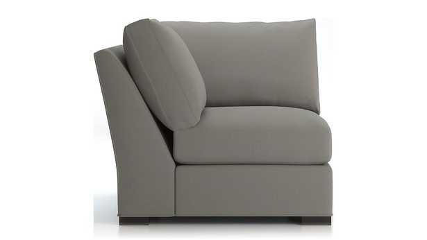 Axis II Corner Chair - - Crate and Barrel