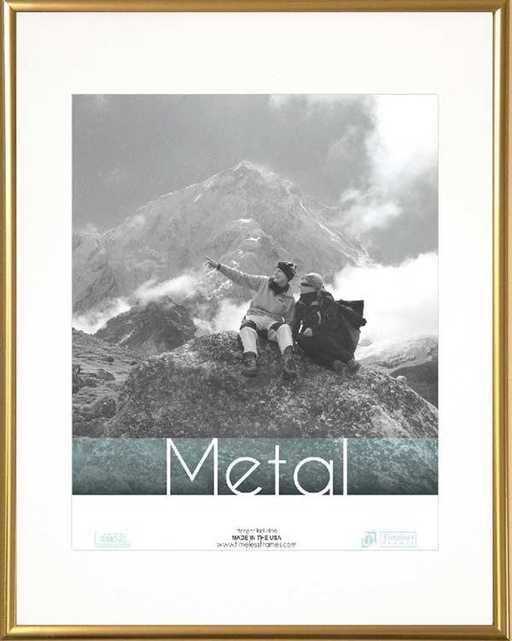 Hollman Metal Picture Frame - 18 x 24 - Wayfair