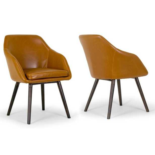 Neihoff Upholstered Dining Chair (set of 2) - Wayfair