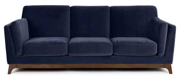 Ceni Maren blue sofa - Article