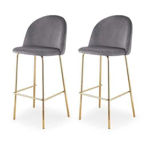 """24.1"""" Office Chair-(Set of 2) - Wayfair"""