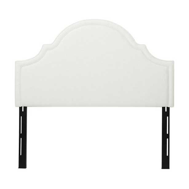 Calvert Upholstered Panel Headboard - Wayfair