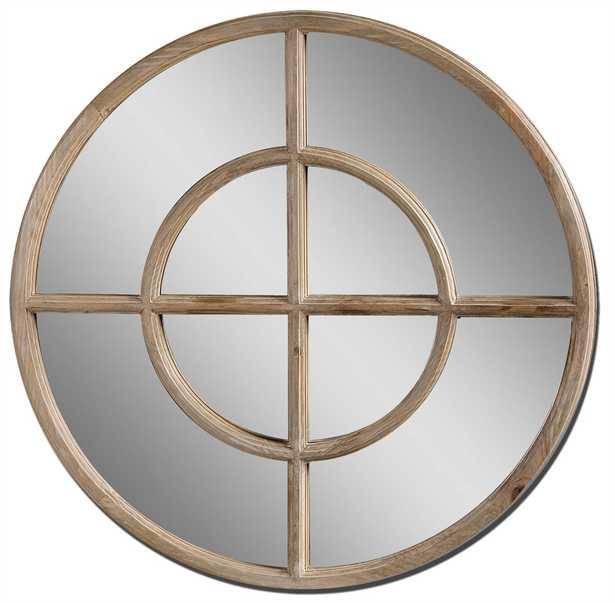 Eliseo Round Mirror - Hudsonhill Foundry