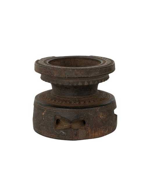 Carved Wooden Object - McGee & Co.
