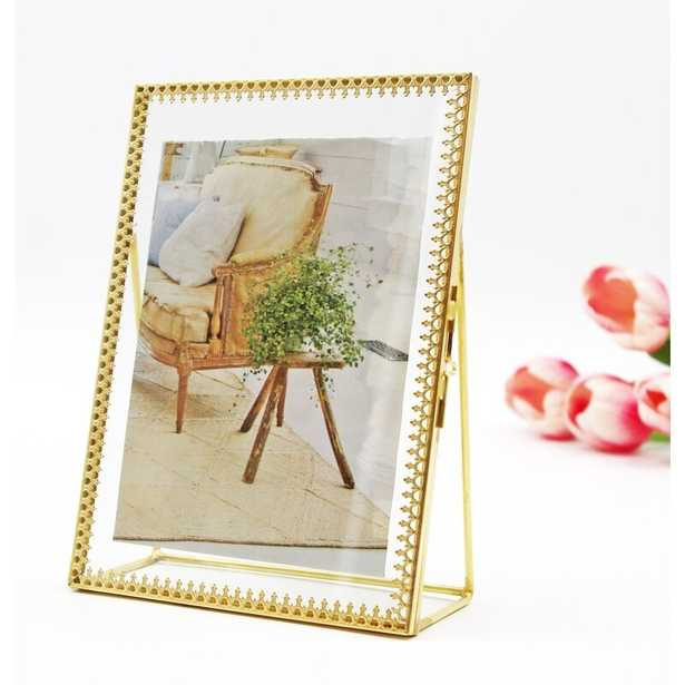 Quezada Hinged Cover Picture Frame - Wayfair