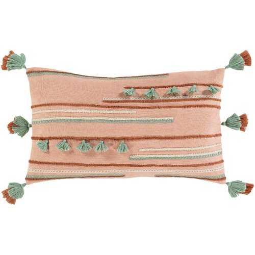 Randles Cotton Lumbar Pillow - AllModern