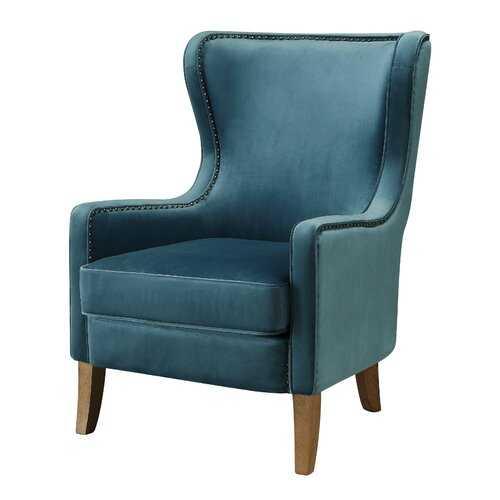 Devon Wingback Chair - Wayfair