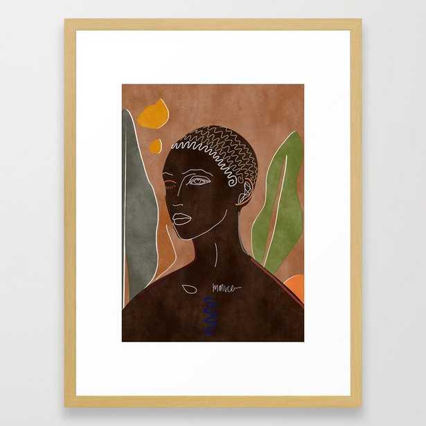 Traveler Framed Art Print - Society6