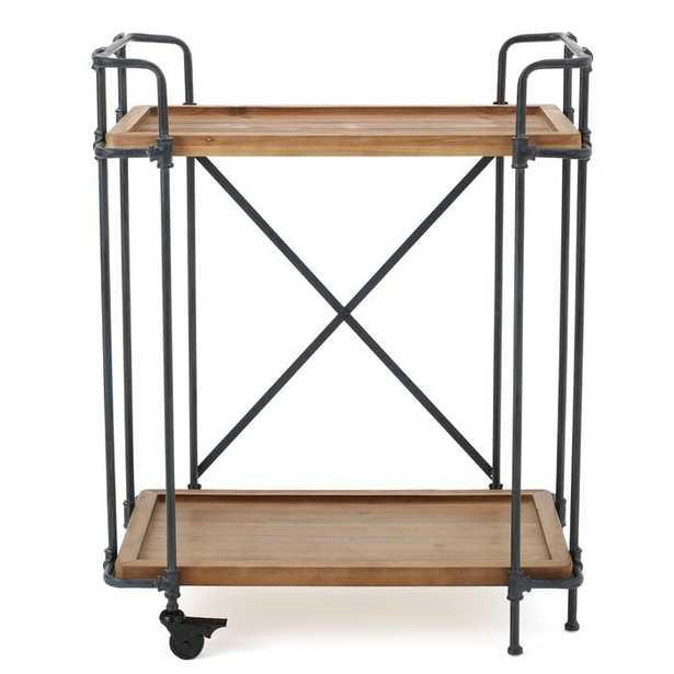 Timnath Outdoor Bar Cart - AllModern