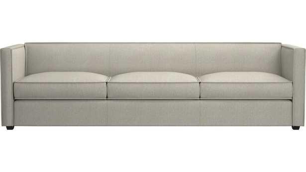 club 3-seater sofa - CB2