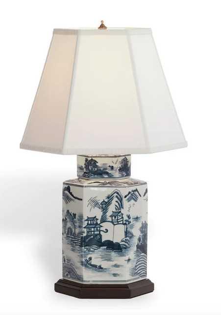 "CANTON 23"" TABLE LAMP - Perigold"