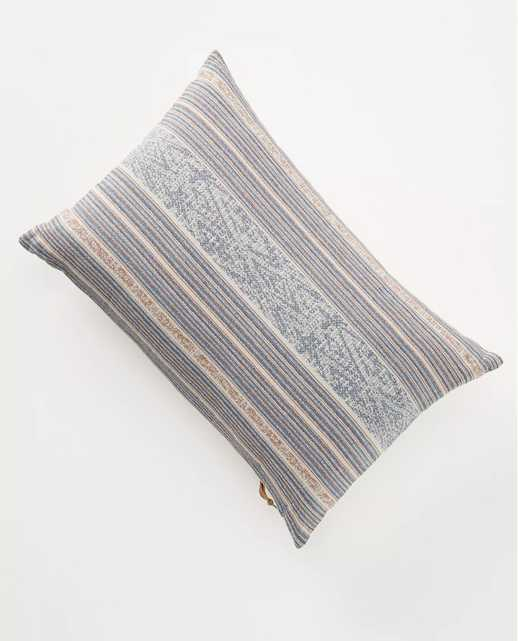 Amber Lewis for Anthropologie Woven Ferndale Pillow - Anthropologie