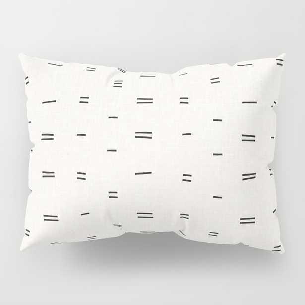 HAMMAH MUDCLOTH Pillow Sham, set of 2 - Society6
