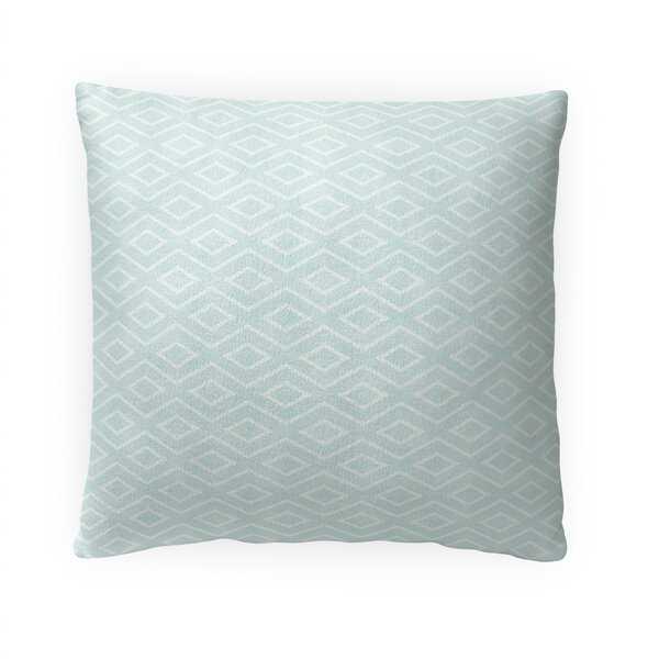 Cartley Geometric Throw Pillow - Wayfair