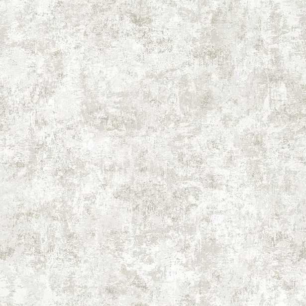 Distressed Gold Leaf Pearl Peel and Stick Wallpaper - Home Depot
