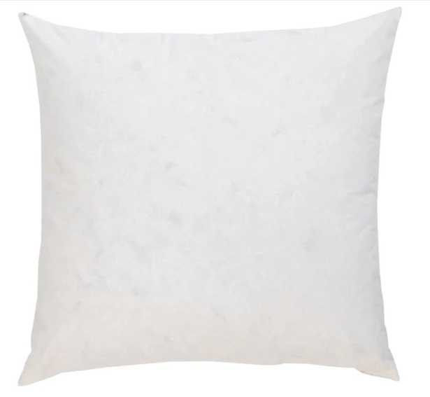 Premium Pillow Insert 22x22 - McGee & Co.