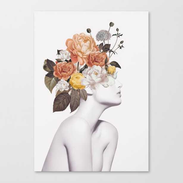 Floral beauty 7 Canvas Print - Society6