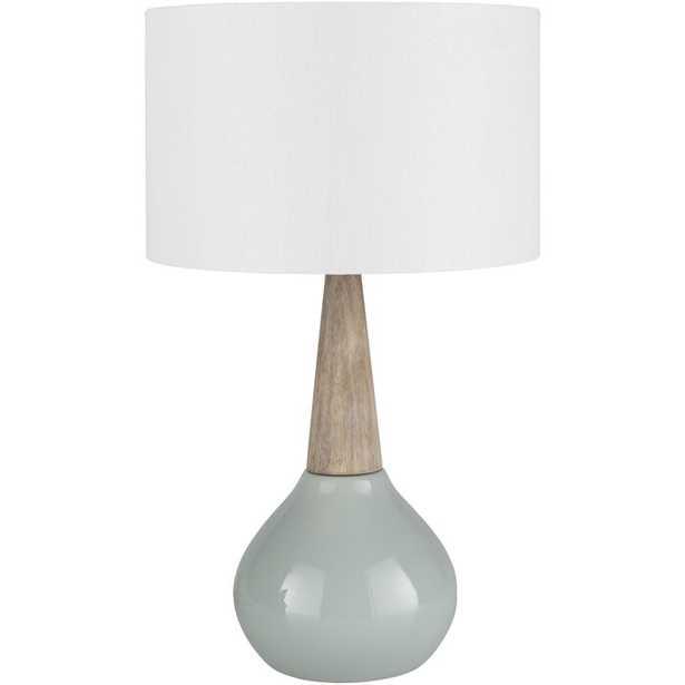 Aida Table Lamp_ Pale Blue - Wayfair