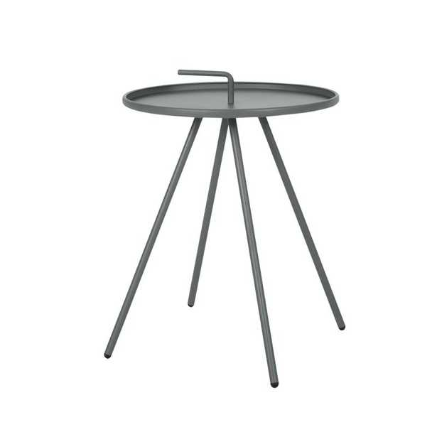 Banning Outdoor Side Table - Wayfair