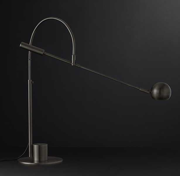 ORBITER II™ TASK TABLE LAMP - RH