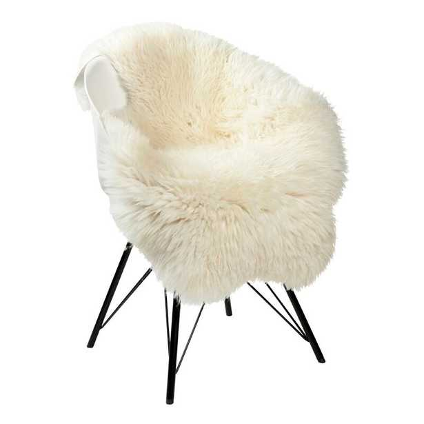 Sheepskin Throw - Wayfair