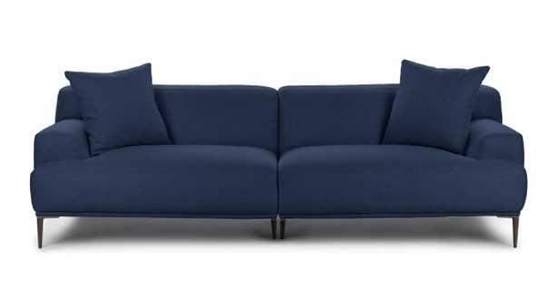 Abisko Aurora Blue Sofa - Article