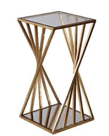 Janina Accent Side Table - Hudsonhill Foundry
