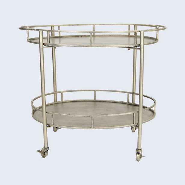 Cumberland Bar Cart - Wayfair