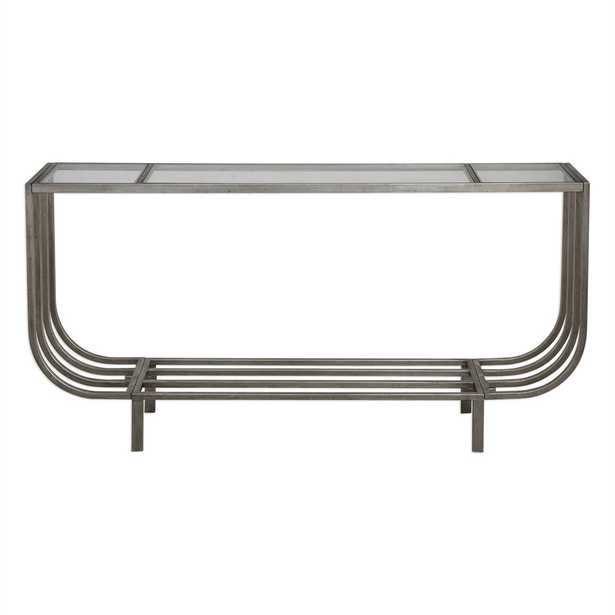 Arlice, Console Table - Hudsonhill Foundry