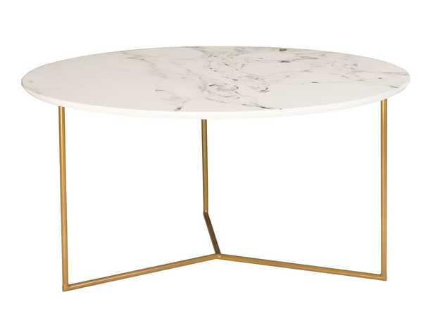 Mercer41 Spenser Coffee Table with Tray Top - Wayfair