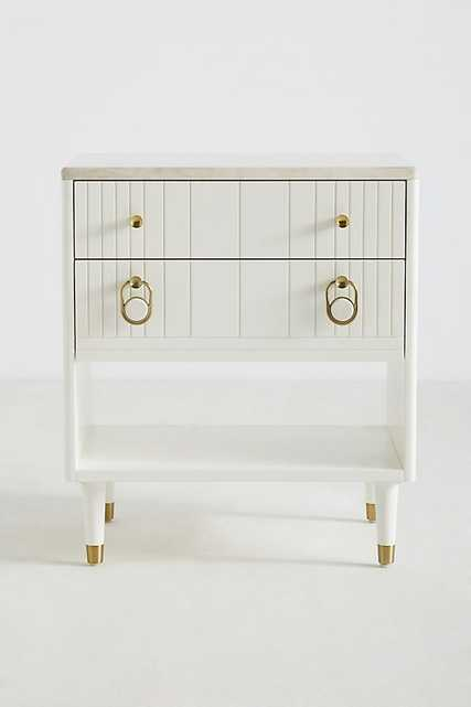 Marcelle Nightstand - Anthropologie