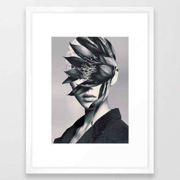 Inner beauty 22 Framed Art Print - Society6