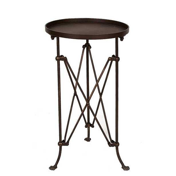 Wachter Pedestal Plant Table - Wayfair