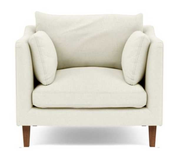 CAITLIN BY THE EVERYGIRL Accent Chair & Ottoman - Interior Define
