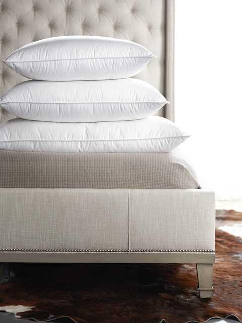 Classic Down Alternative Pillow - King Size - Medium Firmness - Havenly Essentials