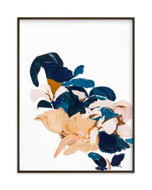 Abstract Botanical - Minted