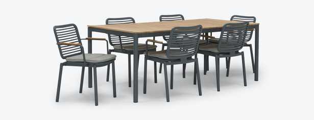 Kinsey Outdoor Dining Chair (Set of 6) - Joybird
