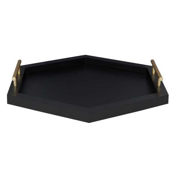 Dionisio Accent Ottoman Table Tray - AllModern