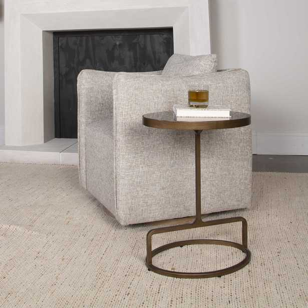 JESSENIA ACCENT TABLE - Hudsonhill Foundry
