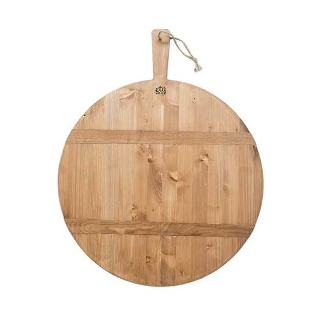 ROUND BREAD BOARD - LARGE - McGee & Co.