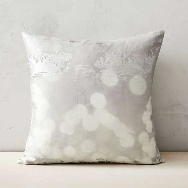 Glimmer Brocade Pillow Cover - West Elm
