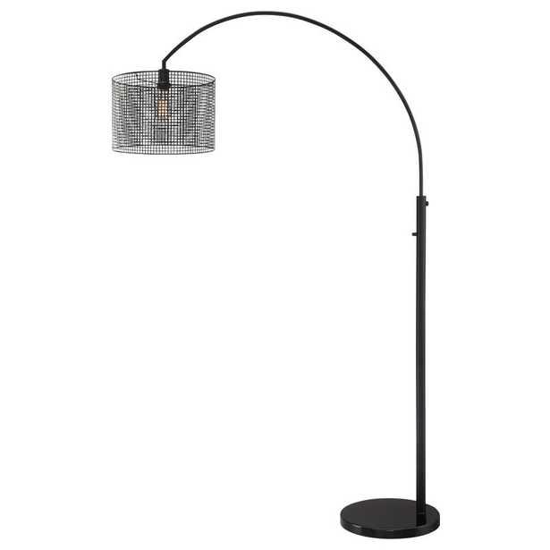 "Elle 79.5"" Arched Floor Lamp - Wayfair"