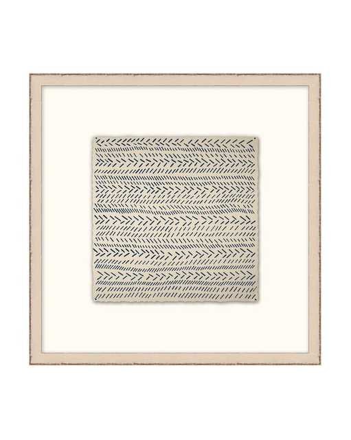 REPETITION 7 Framed Art - McGee & Co.