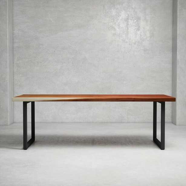 Dunwoody Solid Wood Dining Table - Wayfair