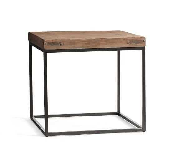 Malcolm End Table - Pottery Barn