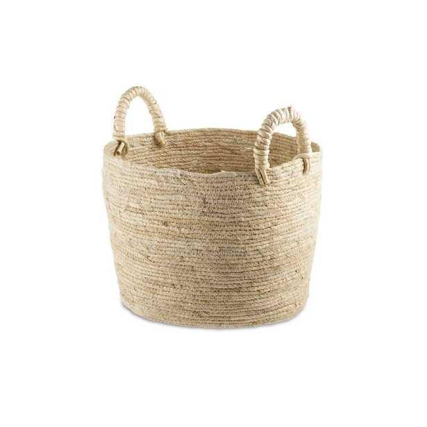 Berke Wicker Basket - Medium - Wayfair