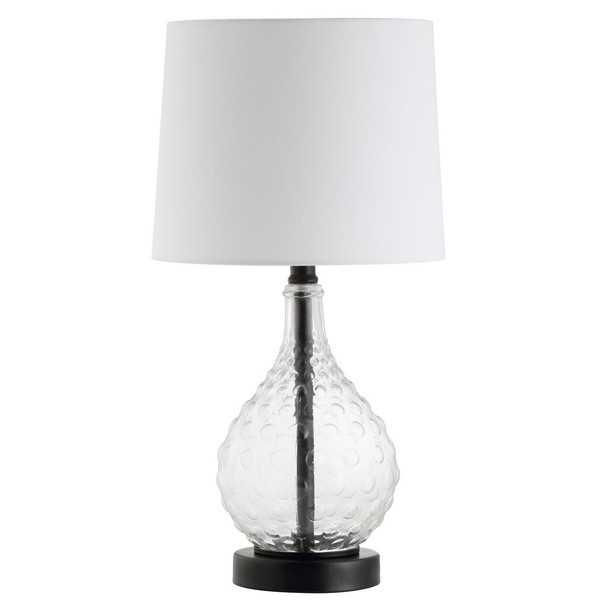 Targari Table Lamp - Black/Clear - Arlo Home - Arlo Home