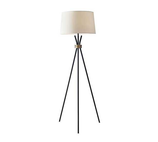 Joseph floor lamp - Pottery Barn