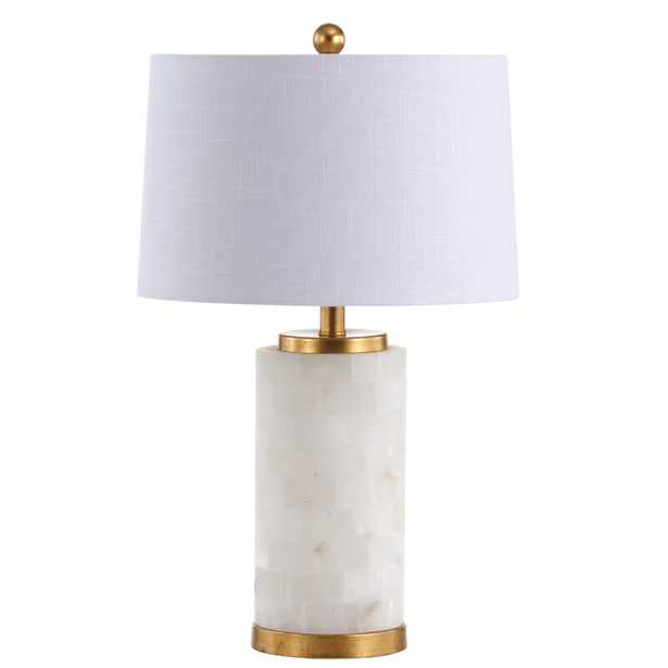 "Potrero Alabaster 26"" Table Lamp - Wayfair"